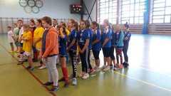 Galeria Powiatowe zawody w mini piłce nożnej dziewcząt