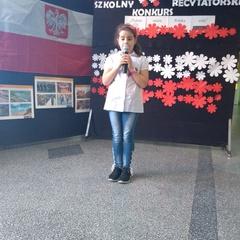 Galeria Szkolny Konbkurs Recytatorski kl. 1-3