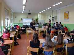 Galeria Prezentacja szkół ponadgimnazjalnych i ponadpodstawowych