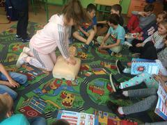 """Galeria Program edukacyjny """"Ratujemy i uczymy ratować"""""""