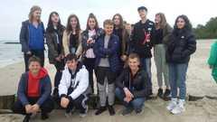 Galeria 3A i 3C w czasie 5 - dniowej wycieczki do Łeby