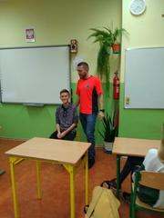 Galeria Lekcja zawodoznawcza - ratownik medyczny