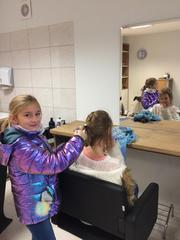 Galeria Lecja zawodoznawcza - fryzjer