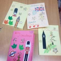 Galeria listy do Królowej Anglii Elżbiety II