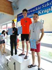Galeria Krapkowicka Liga Pływacka