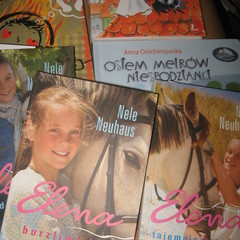 Galeria Nowe książki w szkolnej bibliotece
