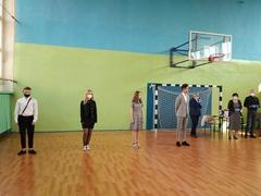 Galeria Zakończenie roku 2019/2020 - klasy 8