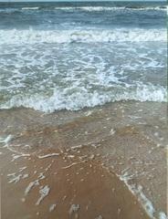 Plaża i morskie fale- fotografia konkursowa.