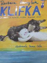 "Książka pod tytułem ""Klifka""."