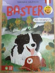 """Książka pod tytułem """"Baster""""."""
