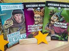 Książki Małgorzaty Fabianowskiej.