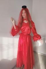Julia Waligóra jako Carmen.