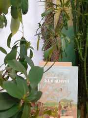 Książka o ekologii dla dzieci.