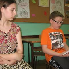 Galeria Konkurs pięknego czytania dla klas 4