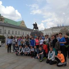 Galeria Wycieczka do stolicy