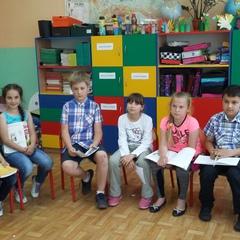 Galeria Konkurs pięknego czytania dla klas 1-3