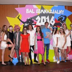 Galeria Bal gimnazjalny