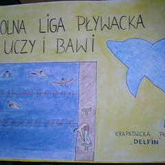 Galeria Szkolna Liga Pływacka-uczy i bawi