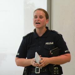 Galeria Spotkanie z Policjantką