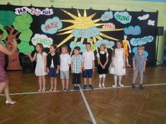 Galeria Zakończewnie roku klass 1-5 SP