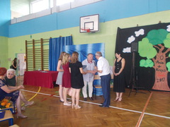 Galeria Zakończenie roku  klas trzecich gimnazjum