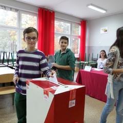 Galeria MŁODZI GŁOSUJĄ - wybory parlamentarne 2015