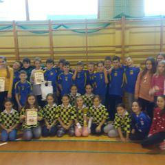 Galeria Ogólnopolski Mikołajkowy Turniej Piłki ręcznej w Kielcach