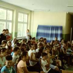 Galeria Spotkanie autorskie z Pawłem Beręsewiczem