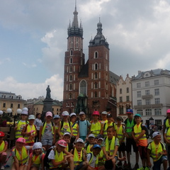 Galeria Wycieczka Trzecioklasistów do Krakowa