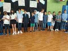 Galeria Zakończenie roku klasy 4-7 SP