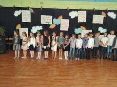 Galeria Zakończenie roku klasy 1-3 SP