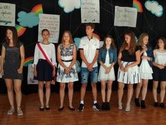 Galeria Zakończenie roku klasy 2-3 GIM