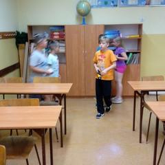 Galeria Trzecia nocka w szkole
