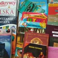 Galeria Biblioteka szkolna zaprasza!